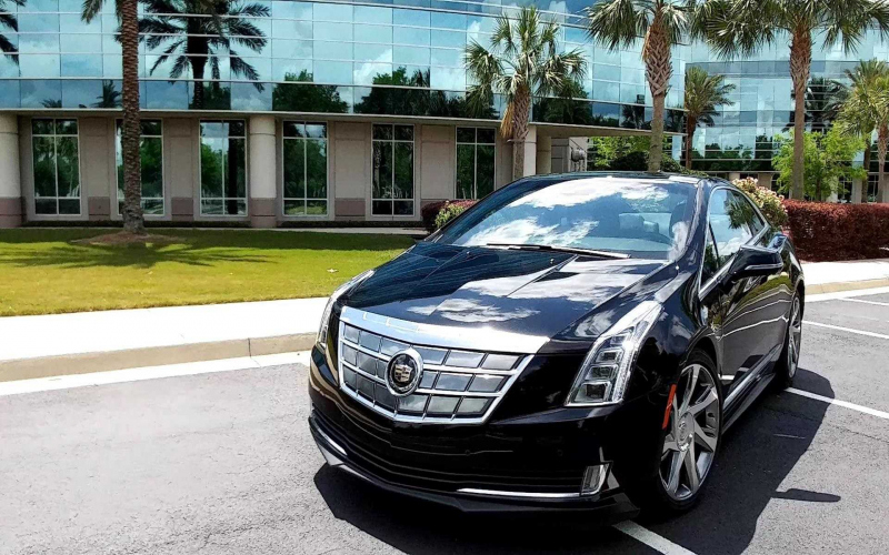 2014 Cadillac Elr Owners Manual