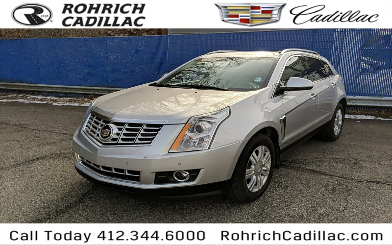 2014 Cadillac Srx Luxury Owners Manual
