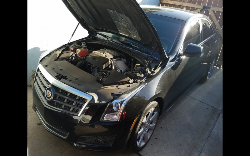 2014 Cts 2 0 Oil Capacity