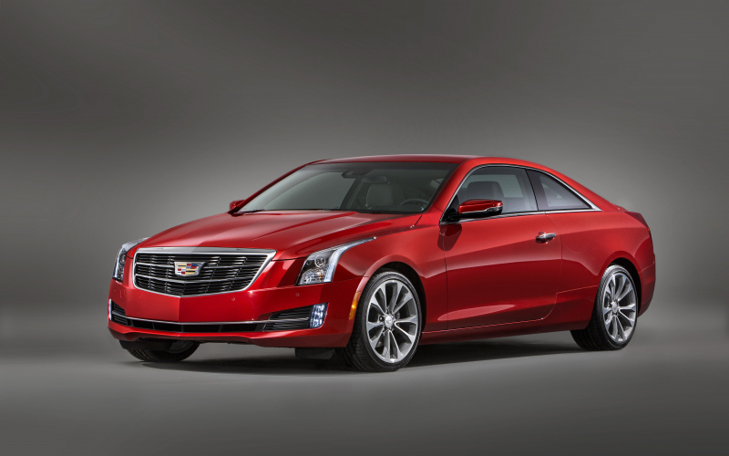 2015 Cadillac Ats Coupe Owners Manual