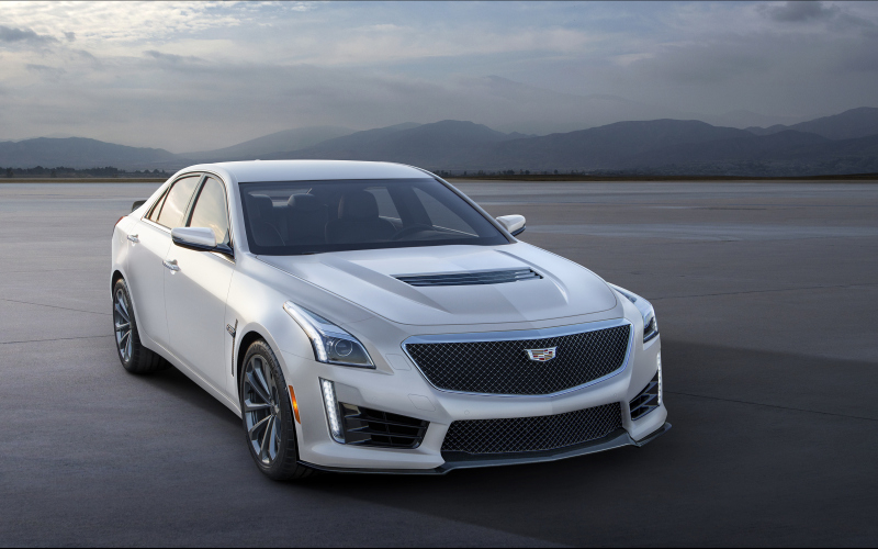 2015 Cadillac Cts V Sport Owners Manual