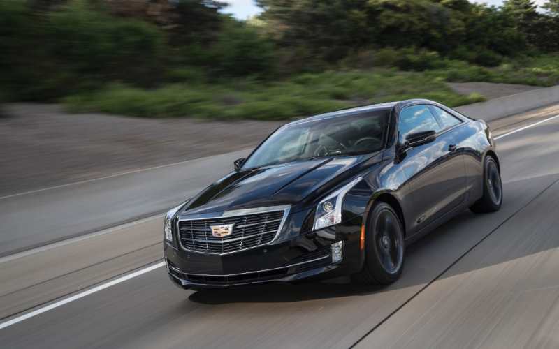 2017 Cadillac Ats Coupe Owners Manual