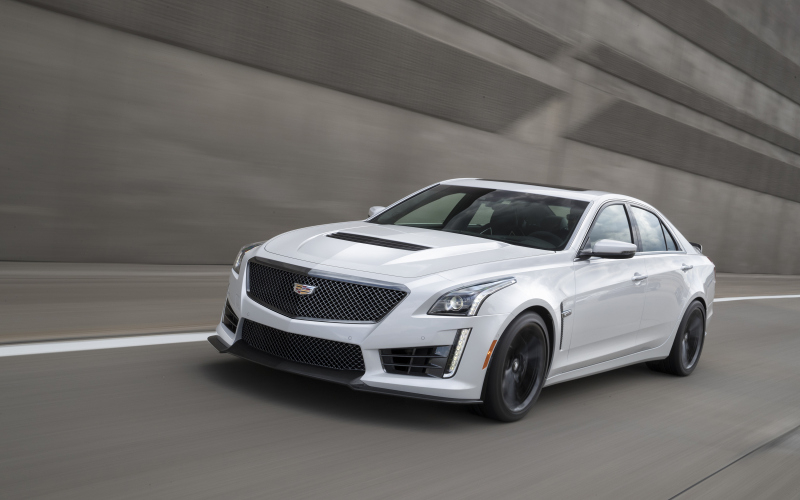 2017 Cadillac Cts V Owners Manual
