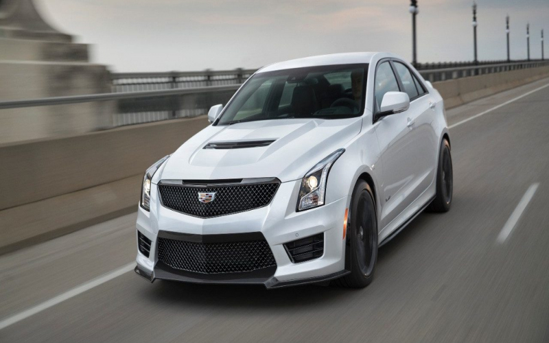 2018 Cadillac Cts V Owners Manual