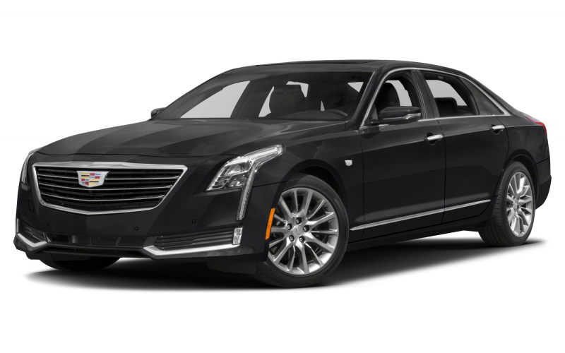 2018 Ct6 Owners Manual