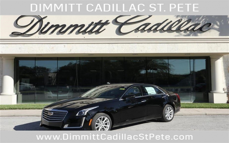 2019 Cadillac Cts Owners Manual