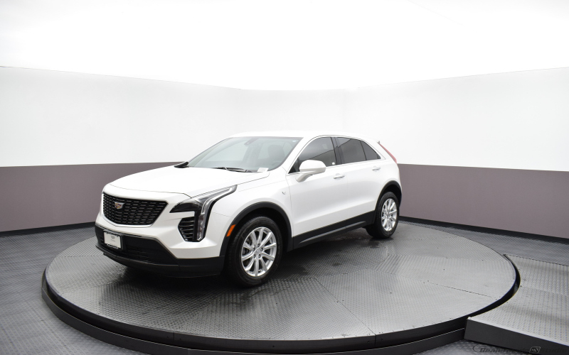 2019 Cadillac Xt4 Owners Manual