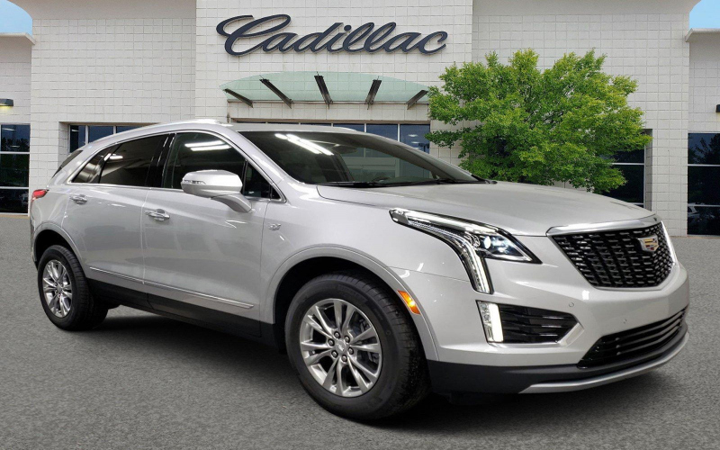 2019 Cadillac Xt5 Luxury Owners Manual