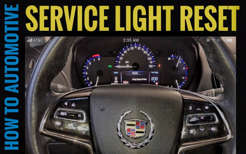 Ca 2011 Cadillac Cts4 Owner Manual For Check Engine Light