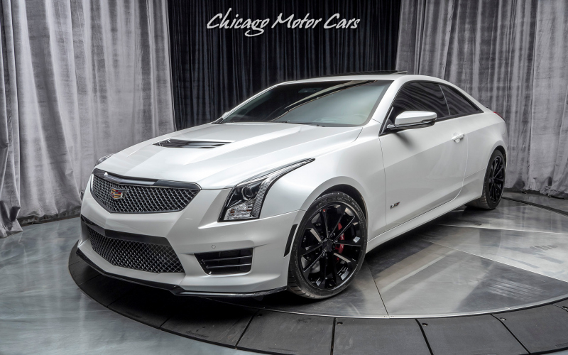Cadillac Ats Coupe Owners Manual