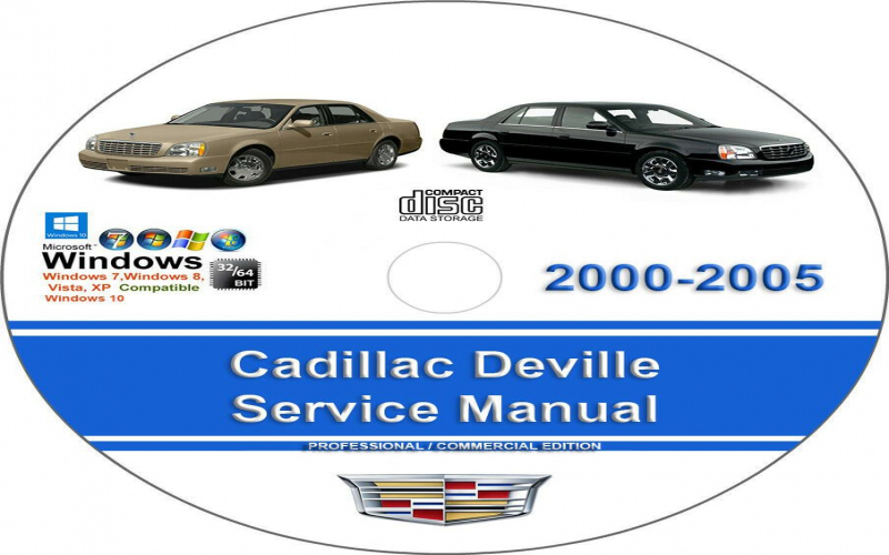 Cadillac Deville 2004 Owners Manual