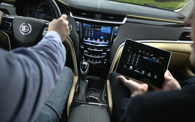 Cadillac Owners Manual Ipad