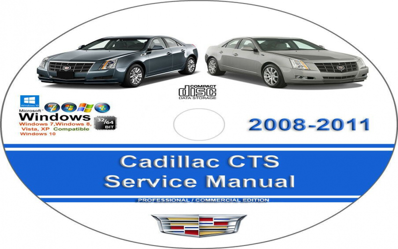 Cadillac Sts 2008 Owners Manual