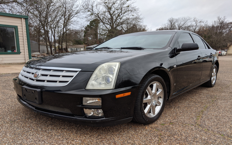 Cadillac Sts Owners Manual 2006
