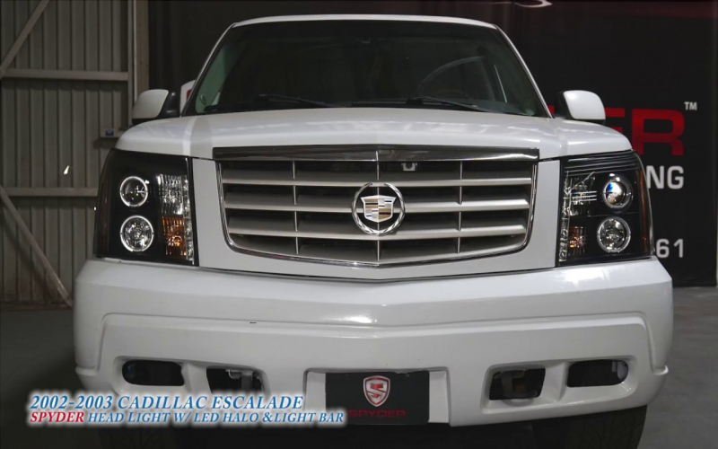 Headlights On A 2005 Escalde Cvadillac Works On Manual But Not On Auto