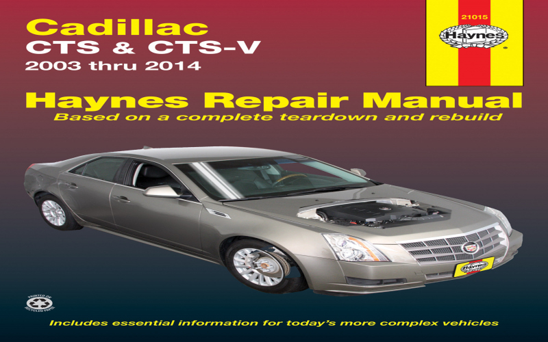 Owners Manual For 2006 Cadillac Cts