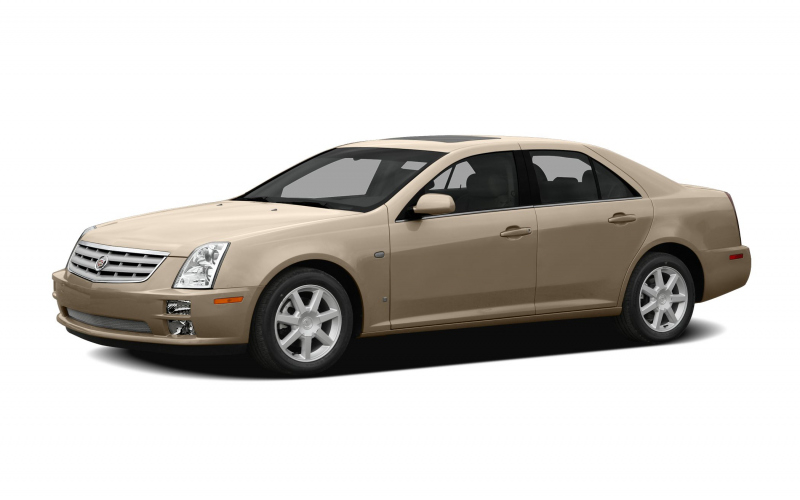 Owners Manual For 2007 Cadillac Sts