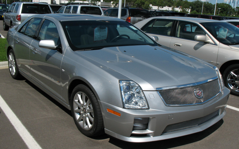 Owners Manual For 2008 Sts V