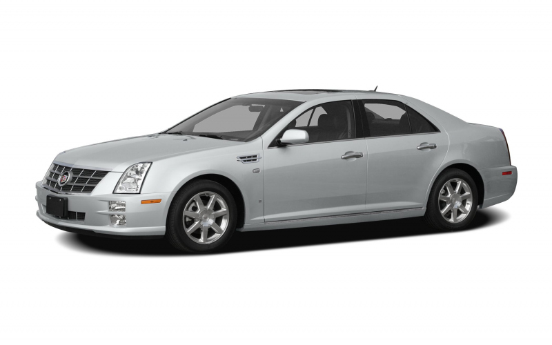 Owners Manual For 2009 Cadillac Sts