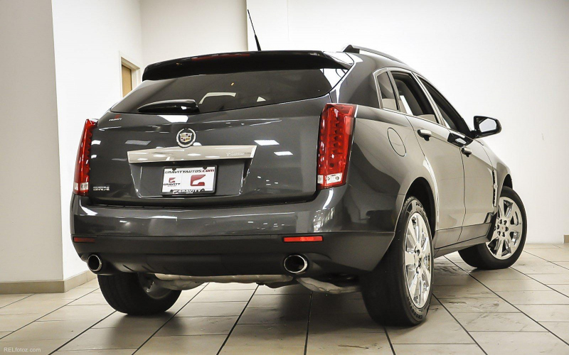 Owners Manual For 2010 Cadillac Srx