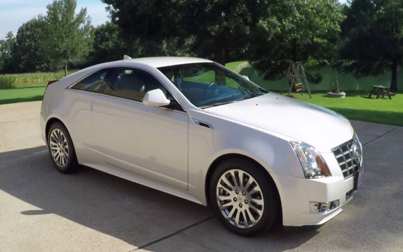 Owners Manual For 2012 Cadillac Cts