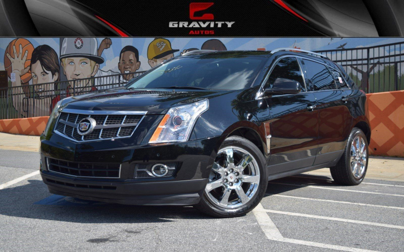 Owners Manual For 2012 Cadillac Srx