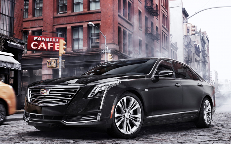 Service Books On 2016 Cadillac Cts