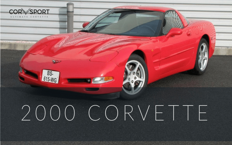 2000 Chevy Corvette Owners Manual