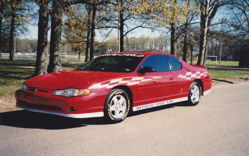 2001 Chevy Monte Carlo Owners Manual