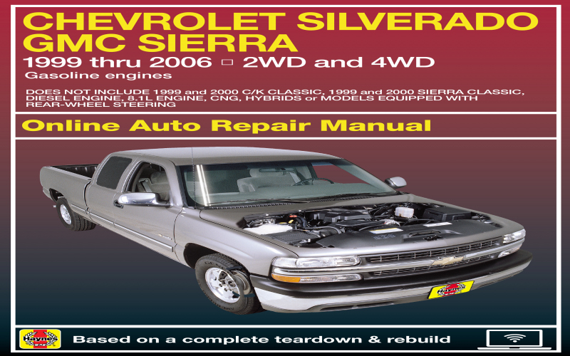 2002 Chevy Silverado Owners Manual Free Download