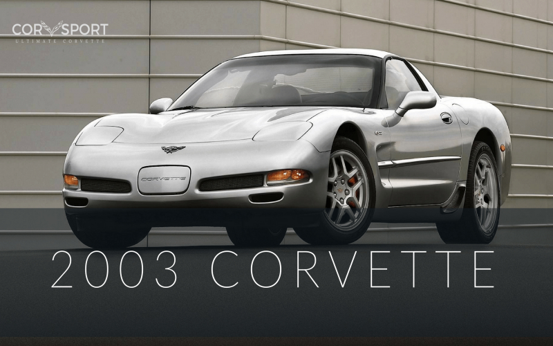 2003 Chevy Corvette Owners Manual