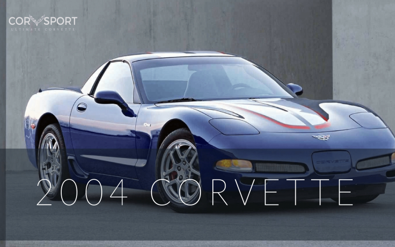 2004 Chevy Corvette Owners Manual