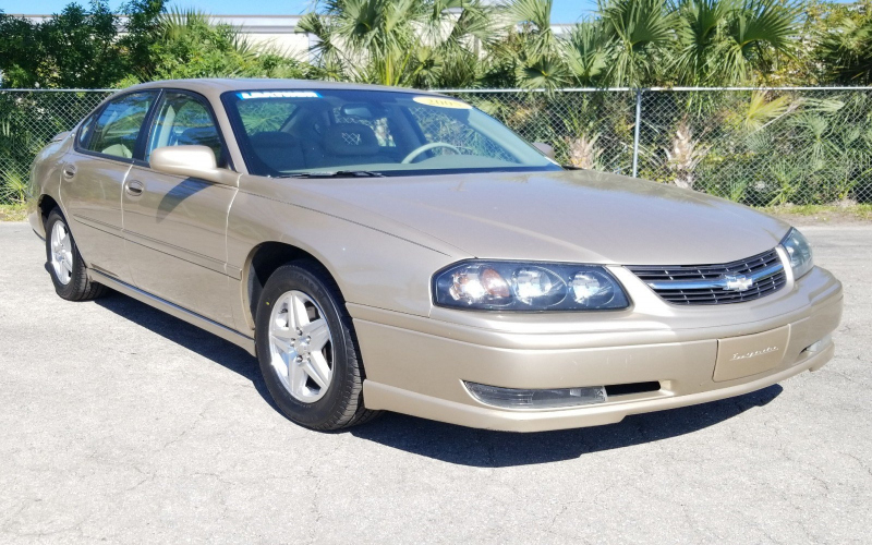 2005 Chevy Impala Ls Owners Manual