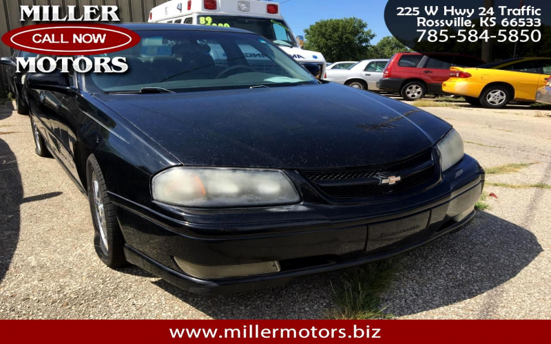 2005 Chevy Impala Owners Manual Online