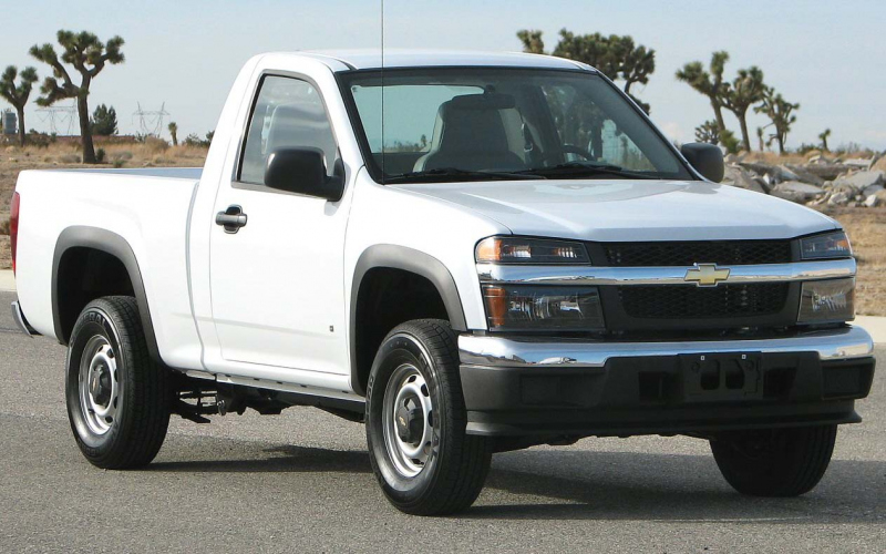 2006 Chevrolet Colorado Owners Manual