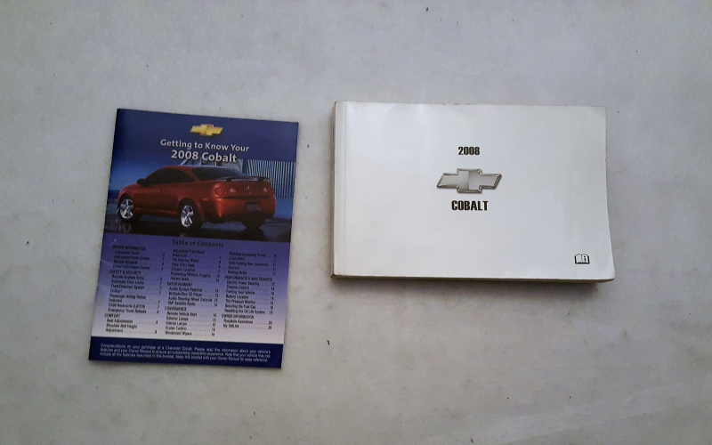 2006 Chevrolet Owners Manual