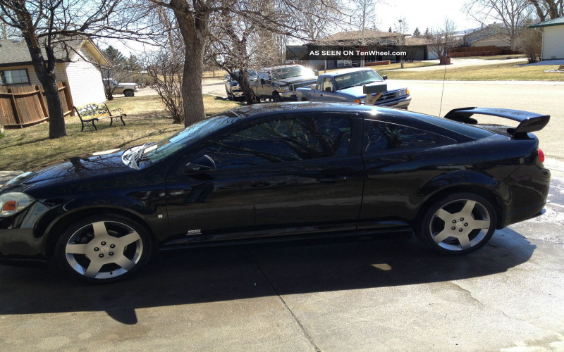 2006 Chevy Cobalt Ss Owners Manual