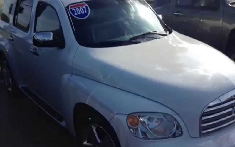 2007 Chevrolet Hhr Owners Manual