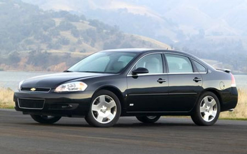 2007 Chevrolet Impala Ss Owners Manual