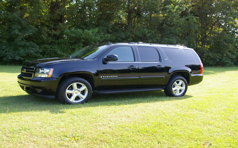 2007 Chevy Suburban Owners Manual