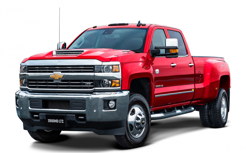 2008 Chevrolet 2500 Owners Manual