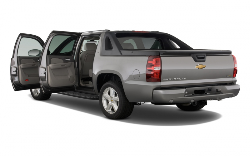 2008 Chevy Avalanche Lt Owners Manual