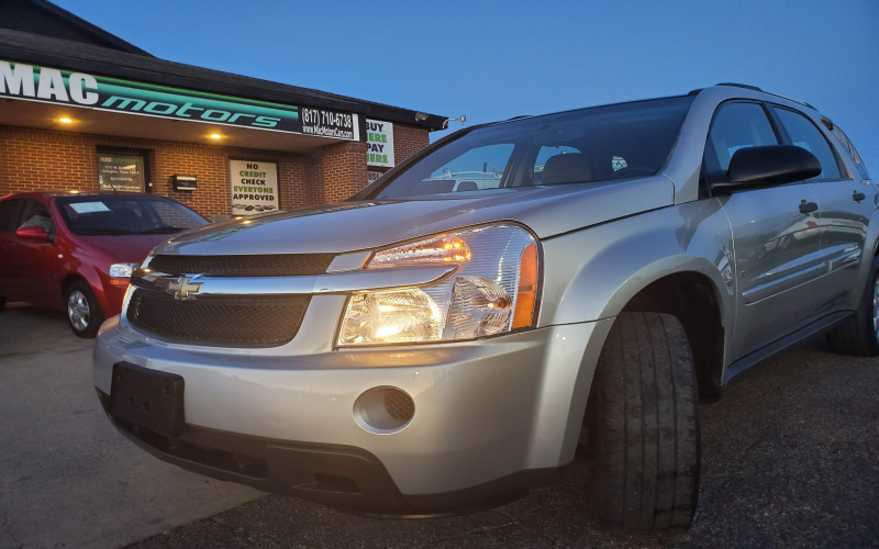 2008 Chevy Equinox Sport Owners Manual