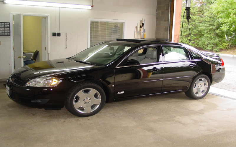 2008 Chevy Impala Ss Owners Manual