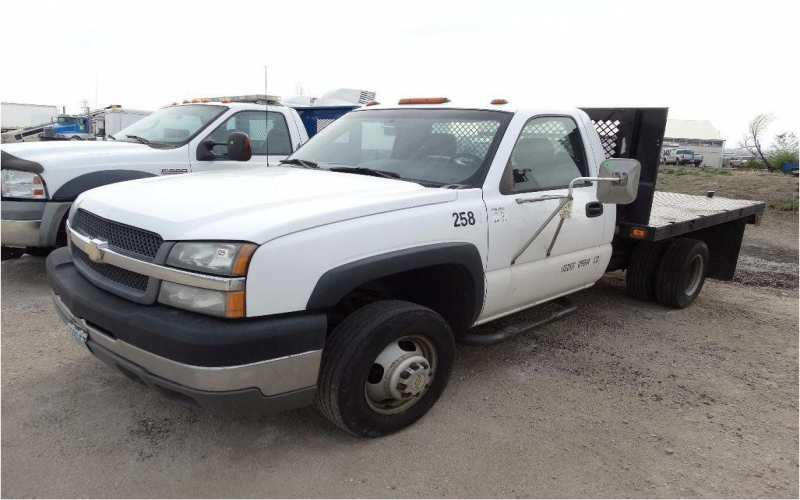 2009 Chevrolet C5500 Owners Manual