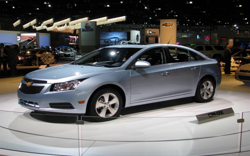 2009 Chevrolet Cruze Owners Manual
