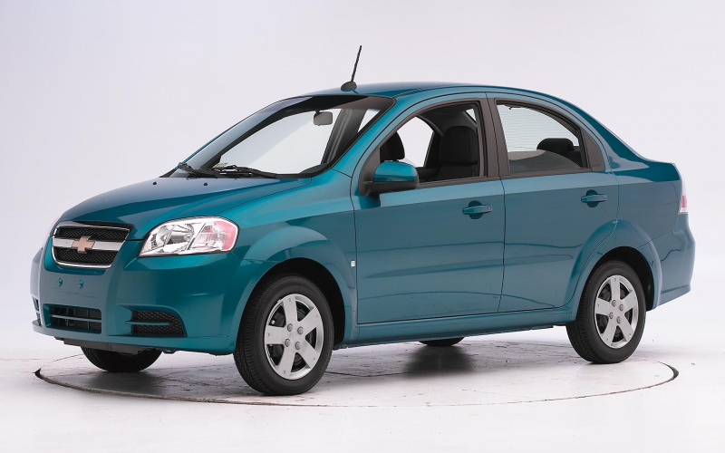 2009 Chevy Aveo Lt Owners Manual