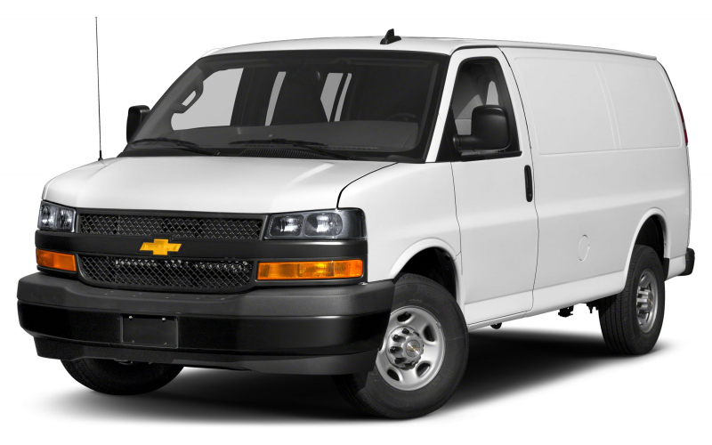 2011 Chevrolet Express 2500 Owners Manual