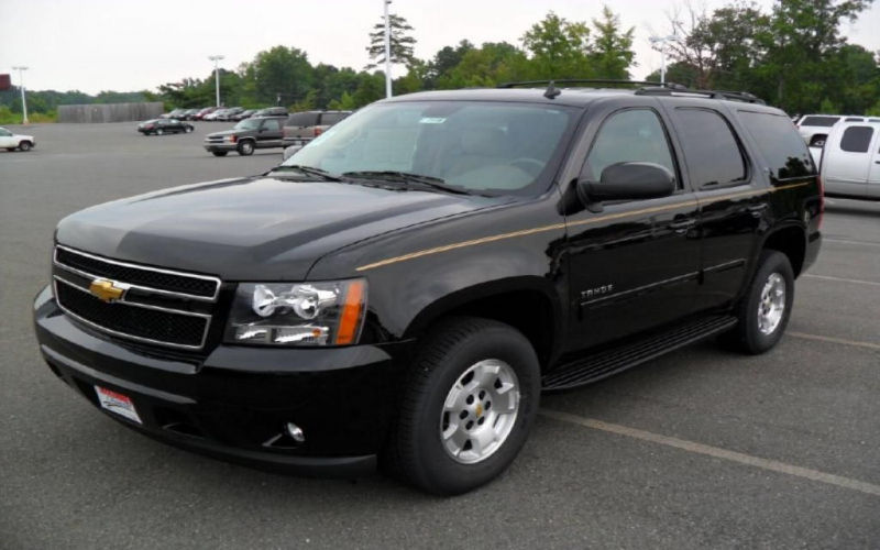 2011 Chevy Tahoe Owners Manual