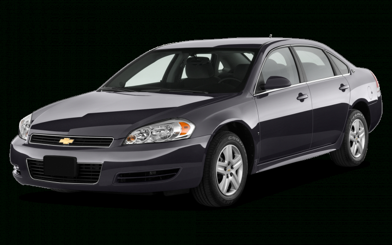 2012 Chevy Impala Owners Manual